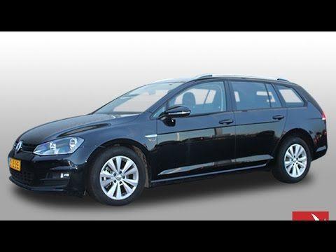 Volkswagen Golf Variant 1 0 Tsi Comfortline Executive Pakket