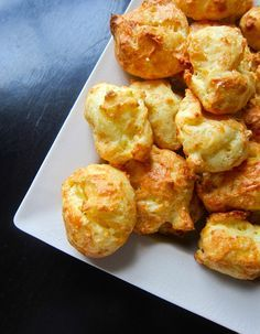 How to Bake Gourgères—aka the most delicious melt-in-your-mouth cheesy puff you'll ever have.