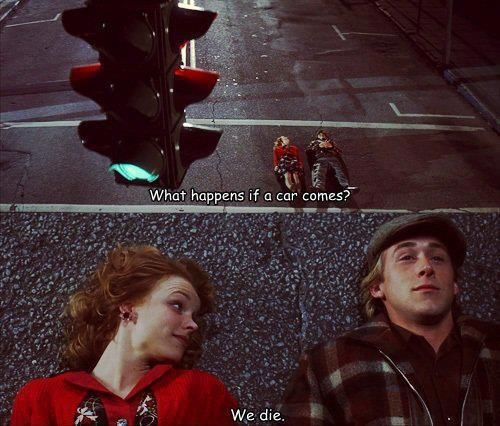 The Notebook love this movie.