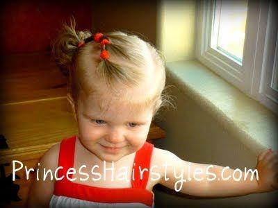 Cute toddler hair ideas