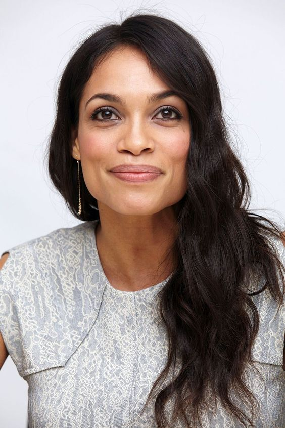 Rosario Dawson // Hollywood's 12 Most Interesting Off-Screen Personalities #refinery29