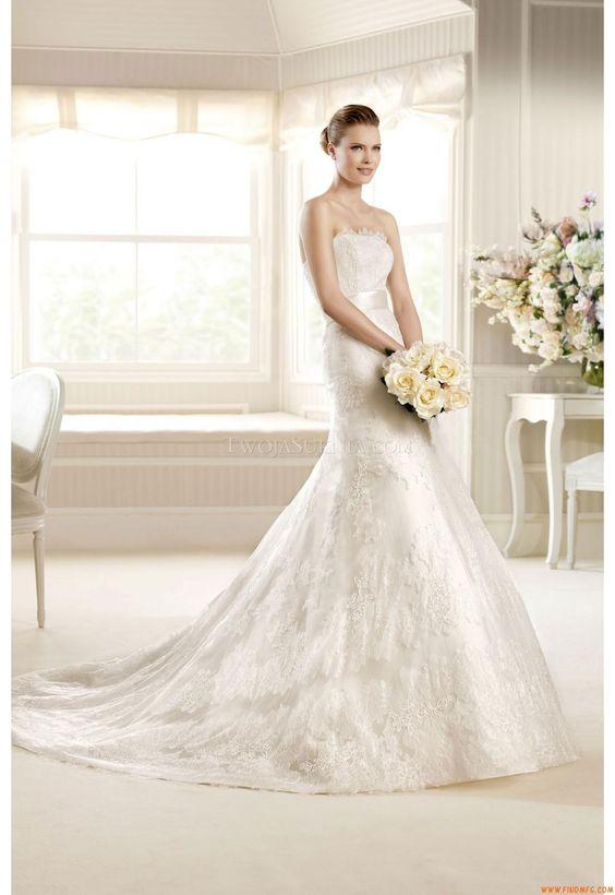 Vestidos de noiva La Sposa Matilde 2013