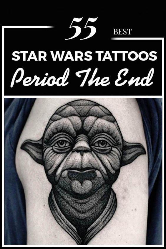 Star War Tattoo 53