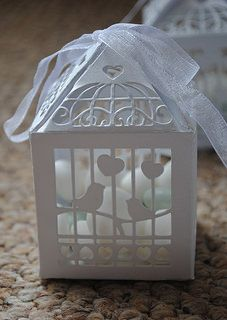 Part Of That World: Wedding favours and table numbers