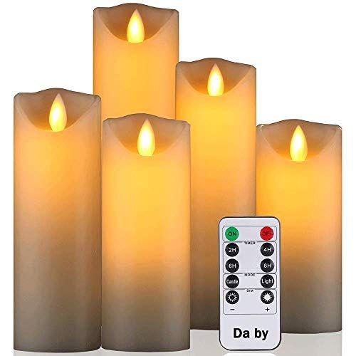 Pin Von Michelle Baker Auf Amazon Favs Led Kerzen Flammenlose