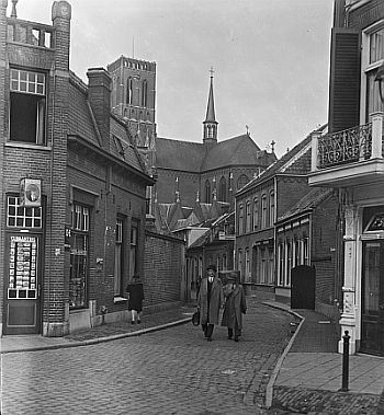 Monsterstraat, where I saw my hubby for the first time ♥ (years later though)