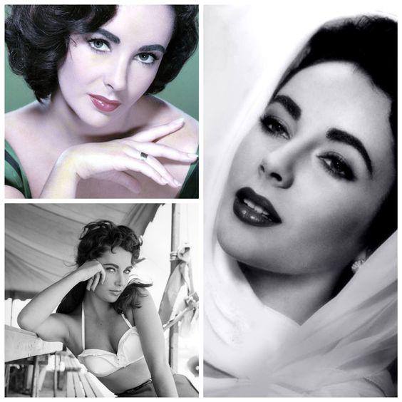 #poramaisb - Divando Liz Taylor, a bela dos olhos cor de violeta, filmes inesquecíveis, amores arrebatadores