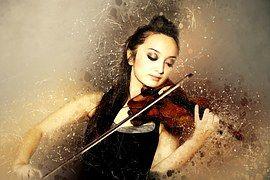 Violinista A Solo, Jogar, Artista: