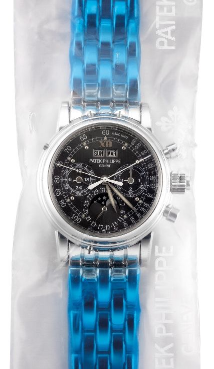 Patek Philippe Ref. 5004/1G Perpetual Calendar Chronograph (2008)