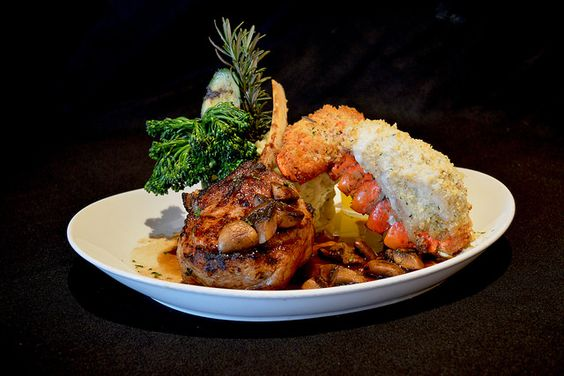 """""""LOVER'S PAIRING"""" GARLIC-ROSEMARY GRILLED PROVIMI VEAL ..."""