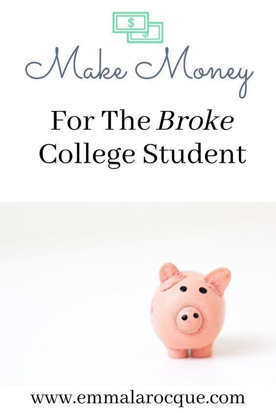 How To Make A Lot Of Money As A Student