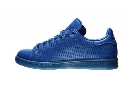 Adidas Originals Stan Smith Adicolor Damen Sneaker Blau Adidas Adidas Originals Sneaker