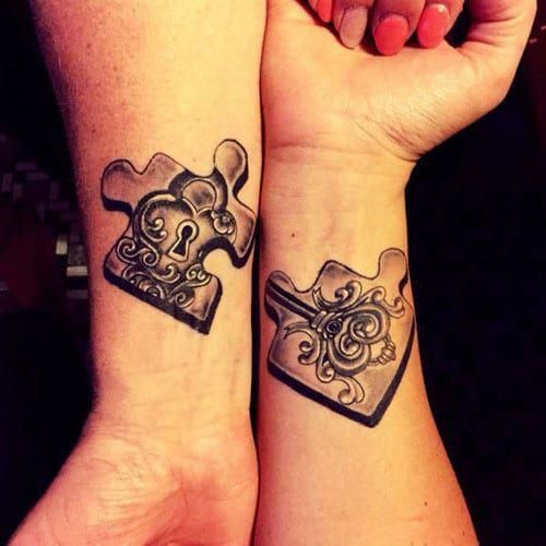 Lock And Key Matching Couple Tattoo Designs Best Tattoo Ideas And Designs For Men Women And Coupl Tattoos For Daughters Best Couple Tattoos Matching Tattoos