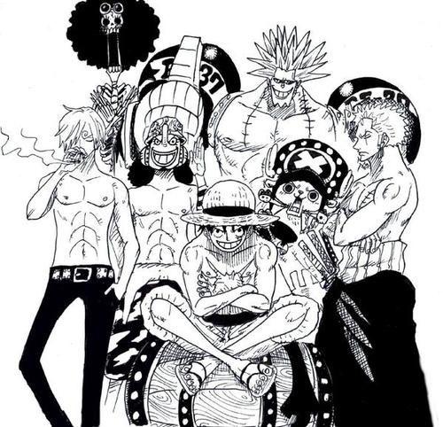 Meeeen [Ichiya's voice, Farity Tail] xDD -- Brook, Franky, Chopper, Sanji, Usopp, Zoro and Luffy