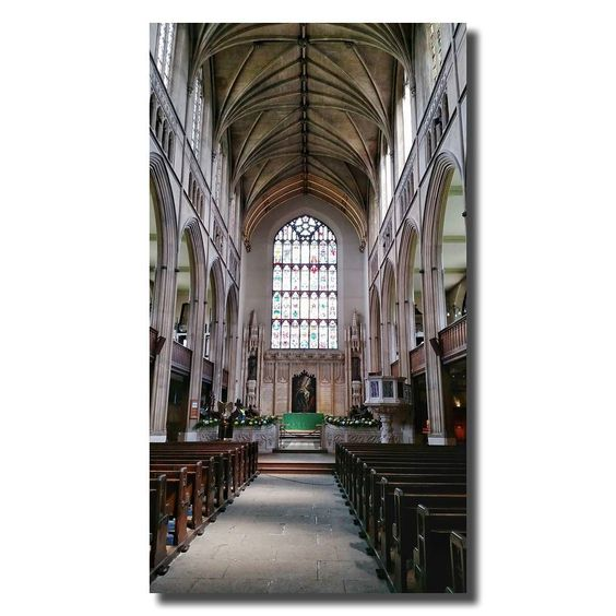 @lindseyjchilds and I visited the stunning cathedral yesterday nestled in the heart of Chelsea.