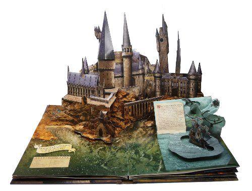 Harry Potter Pop-Up Book   Geek Armory