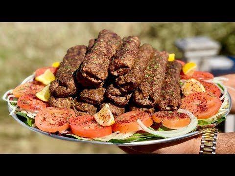 Iraqi Adana Kabab Youtube Middle Eastern Recipes Turkish Chef International Recipes