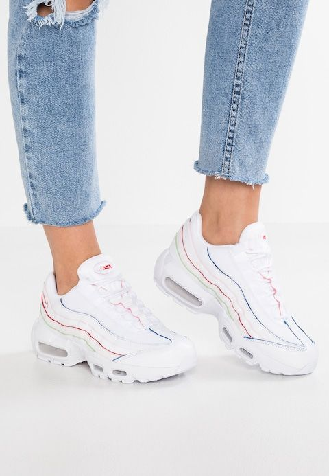 Nike Air Max 95 Sneakers Light SilverndWhiteMoon Particle