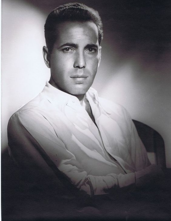 Humphrey Bogart 02, 1938 by George Hurrell