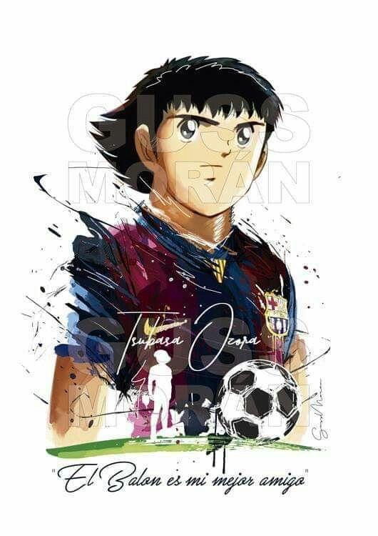 Tsubasa Ozora Captain Tsubasa Imagenes De Super Campeones Super Campeones Oliver Atom Dibujos De Futbol
