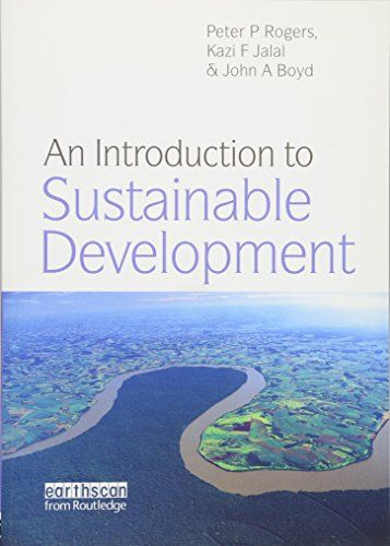Download Pdf An Introduction To Sustainable Development Pdf Epub Kindle Sustainable Development Ebook Development