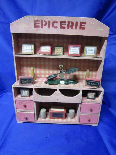 Pinterest the world s catalog of ideas - Epicerie ancienne jouet ...