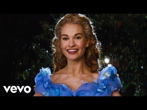 Lily James A Dream Is A Wish Your Heart Makes From Disney S