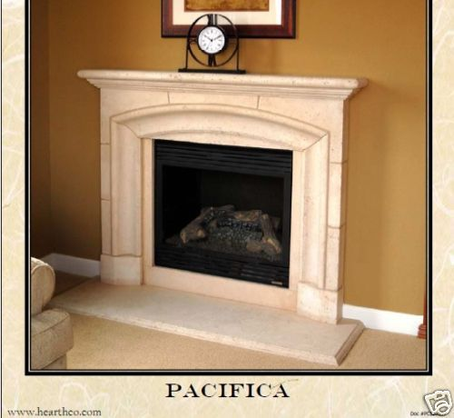Pacifica Fireplace Mantel Mantle Surround Gypsum Precast Mantels Ebay Sort 8 Pinterest