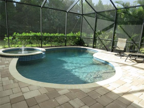 Relax & swim in your salt water pool
