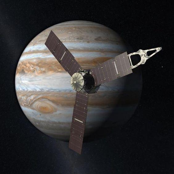 Juno Spacecraft: NASA's New Mission To Jupiter
