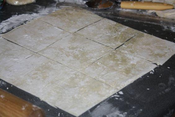 Pate a wonton(Recette facile)   -La pâte à wonton est une recette chinoise tout simplement facile et rapide surtout pour ceux d\'entre nous q