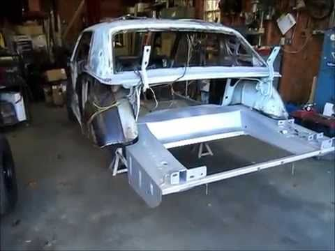 How To Install A Dynacorn Floor Pan In Your 1965 1970 Mustang Part 2 Youtube In 2020 Mustang Parts Mustang Restoration Mustang