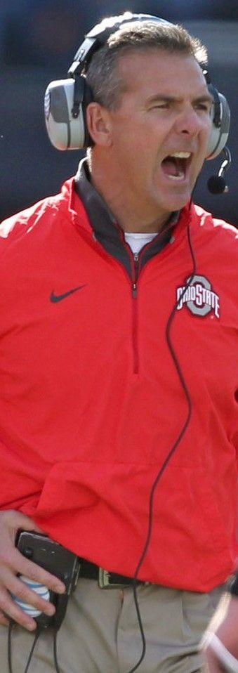Urban Meyer } *** Ohio State Football #GoBucks #Buckeyes