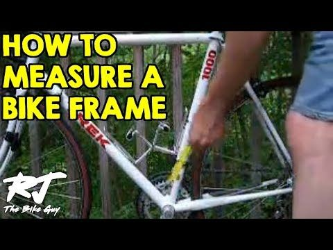 It Is Crucial To Buy A Bike With The Correct Frame Size This Bike