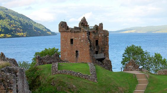 Regularly raided between the 13th and 16th centuries, it's no surprise that Urquhart Castle is in ruins. But these iconic ruins, now owned by the National Trust for Scotland, are a must-see for visitors.
