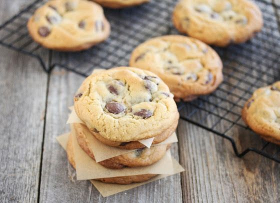 New York Times Chocolate Chip Cookies | San diego, New york times and ...
