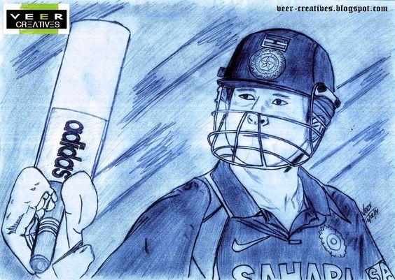 vEEr Creatives: Sachin Tendulkar