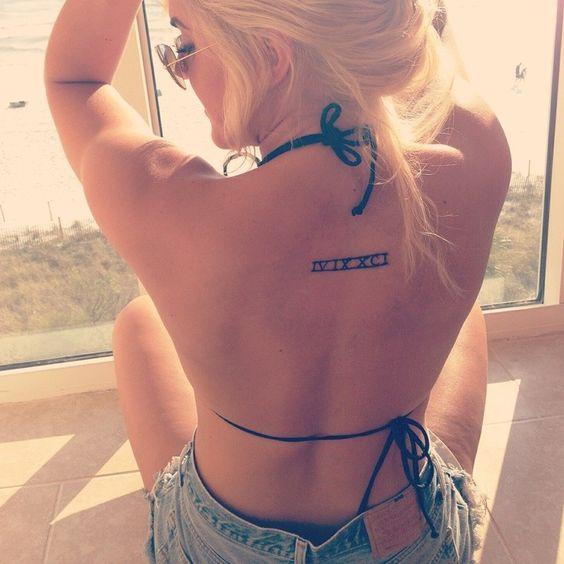 LAS MEJORES PARTES DEL CUERPO PARA TATUARTE SI ERES MUJER .¿Quieres conocer que partes de tu cuerpo son las mejores para tatuarte?sin ...