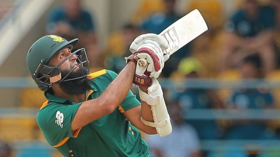 South Africa's attack gets workout despite rain