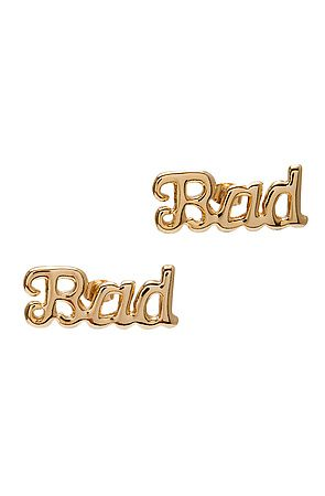 The Bad Earrings in Gold by *Accessories Boutique