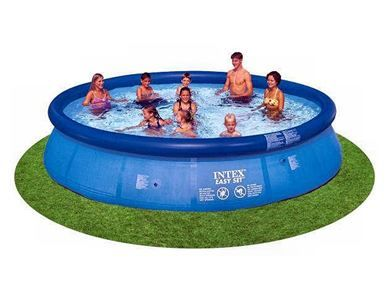Where Else Can You Find A 15x36 Above Ground Swimming Pool For Less Than 100 Bucks Delivered In