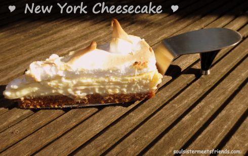 NY Cheesecake I