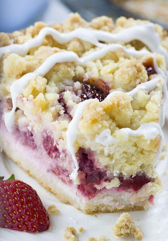 ... strawberry cheesecake coffee cheesecake vanilla glaze coffee cake