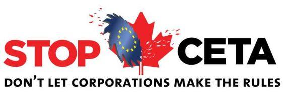 Gestern hat Gabriel die SPD doch noch hinter seine perfiden Ceta-TTIP-Pläne gebracht. Wie? Die gestrige ARD-Tagesschau-Meldung dazu erklärt es: Sie wiegelte die Schiedsgerichte ab, als wäre da jetzt alles zufriedenstellend geändert worden. Schlimmer noch -die ARD verschwieg dreist, dass US-Konzerne über kanadische Töchter jetzt über Ceta EU-Länder verklagen können. Es folgt das Übliche: Netzproteste, Rundfunkrat-Petitonen, weiterlesen...: