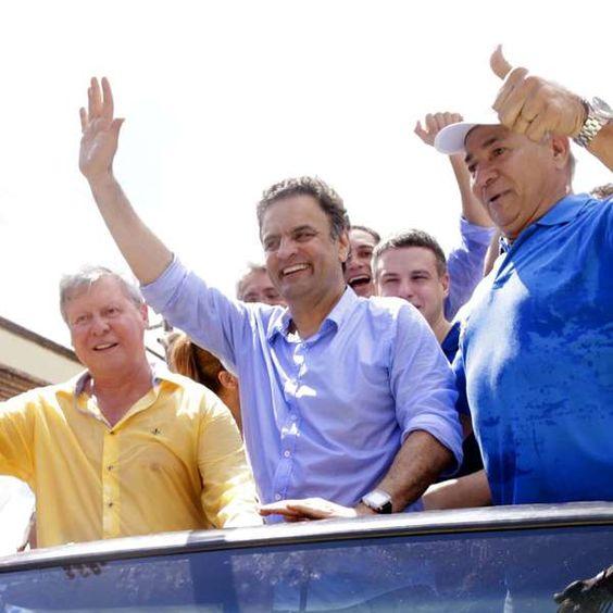 Assessor parlamentar teria feito campanha para Aécio Neves