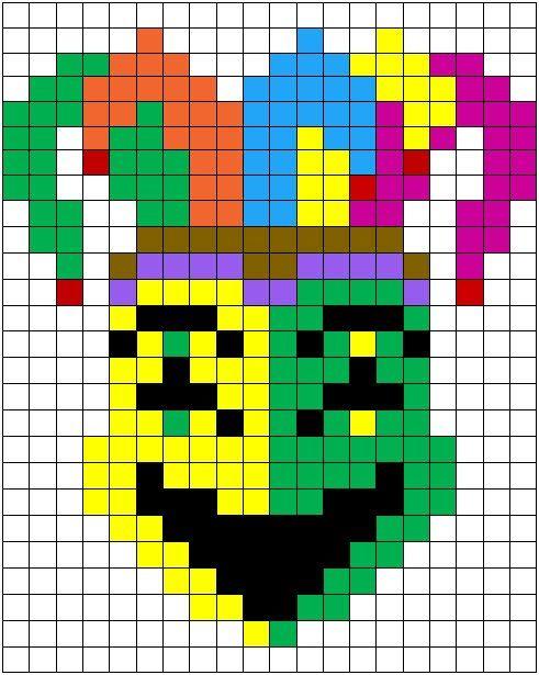 Pixel Art Di Carnevale Le Schede Delle Maschere Della Commedia E