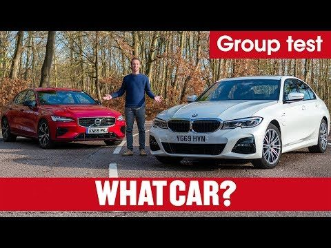 2020 Bmw 3 Series 330e Vs Volvo S60 T8 Review Which Is The Best Plug In Hybrid What Car Youtube In 2020 Bmw 3 Series Bmw Volvo