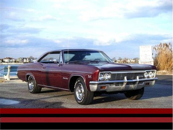 Sell Used 1966 Chevy Caprice 396 Car In Abbeville South: 1966 Chevrolet Impala Ss 1966