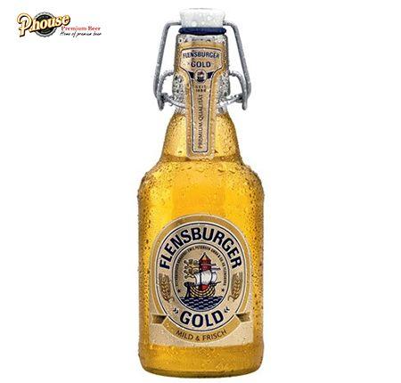 bia Flensburger Gold