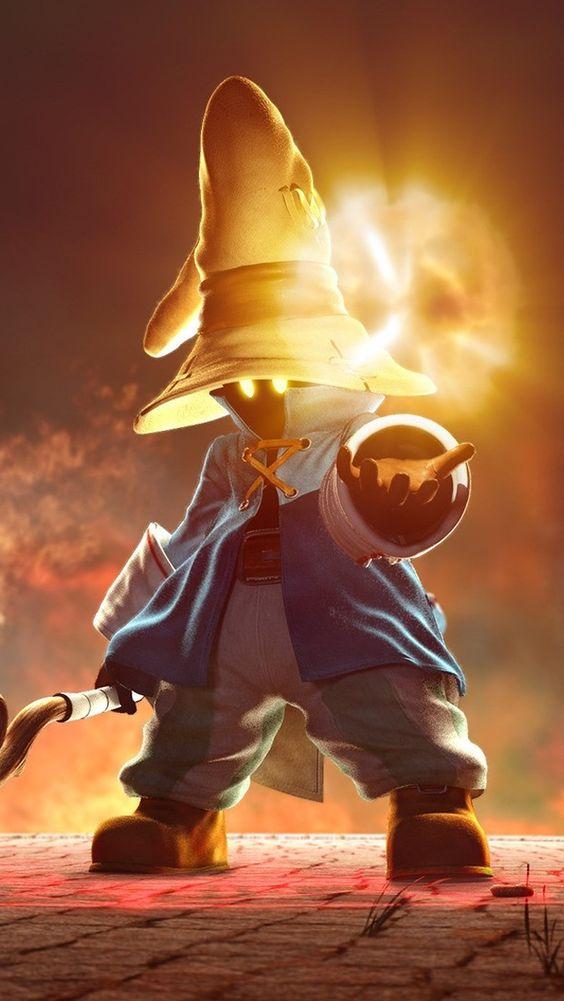 Final Fantasy IX Art iPhone 5s Wallpaper Click http